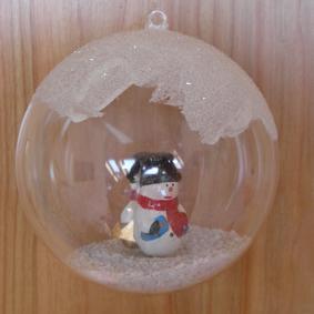 Herzlich willkommen auf der homepage der family m ller - Weihnachtskugeln durchsichtig ...